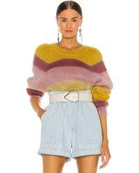 Étoile Isabel Marant Jersey daniel - Multicolor