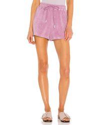 Pam & Gela Terry Gym Shorts - Grün