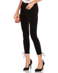 Hudson Jeans - Nix High Rise Lace-up - Lyst