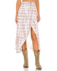 Tiare Hawaii Seminyak Skirt - White