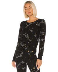 Chaser Shooting Stars Sweatshirt - Black