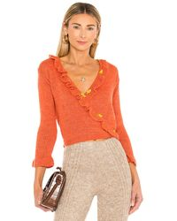 Tach Clothing Olivia knit - Naranja