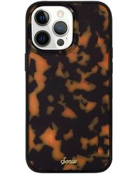 Sonix Iphoneケース - ブラウン