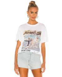 Anine Bing Ab X To Lili Tシャツ - ホワイト