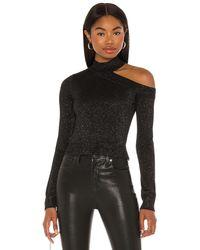 Camila Coelho Bexley セーター - ブラック
