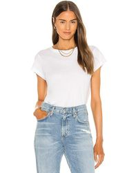 Citizens of Humanity Juliette Slim T-shirt - White