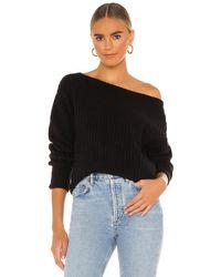 Song of Style Liza Sweater - Schwarz