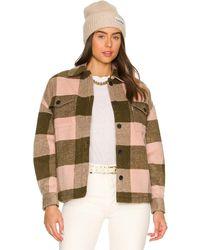 AllSaints Luella Check Jacket - グリーン
