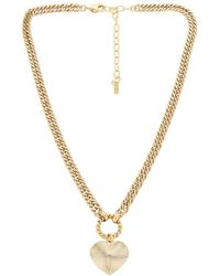 Natalie B. Jewelry Amata ネックレス - メタリック