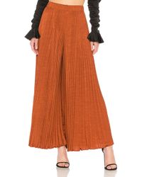 Elizabeth and James - Noble Pleated Pant - Lyst