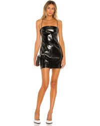 Lovers + Friends Bianca Mini Dress - Schwarz