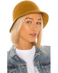 Brixton Essex Bucket Hat - Gelb