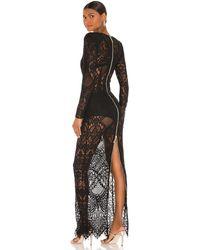 Bronx and Banco Allegra ドレス - ブラック