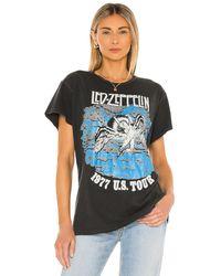 MadeWorn Led Zeppelin Tシャツ - マルチカラー