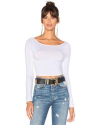 Lamade Katrine Top - White