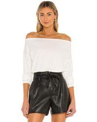 PAIGE Suvi Bodysuit - White