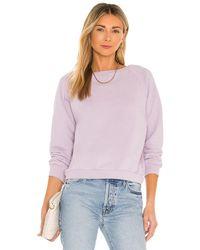 Nili Lotan Classic スウェットシャツ - パープル