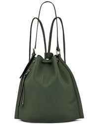 AllSaints Alpha Backpack - Grün