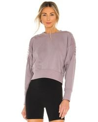 Nike Therma Fleece Crop Sweatshirt - Mehrfarbig