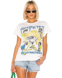 MadeWorn - Tom Petty And The Heartbreakers グラフィックtシャツ - Lyst