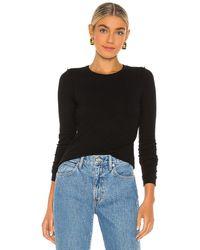 NSF Crewneck Tシャツ - ブラック