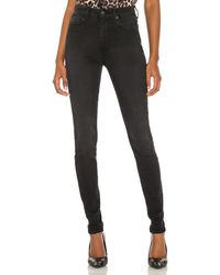7 For All Mankind - The High Waist スキニー - Lyst