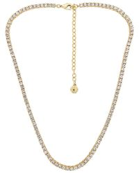 BaubleBar - Ожерелье Bennett В Цвете Сброс - Lyst