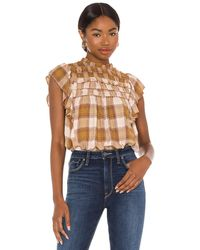 Free People Not Your Average Girl Top - Multicolor