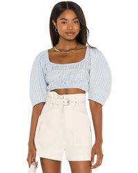 Song of Style - Cassia Top - Lyst