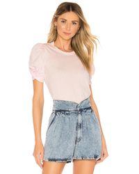 A.L.C. Kati Tシャツ - ピンク
