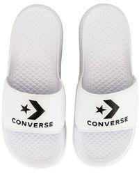 Converse All Star Slide - White
