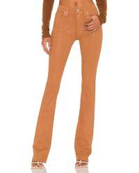 Hudson Jeans Barbara ブーツカット - ブラウン