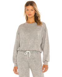 Monrow スウェットシャツ - グレー