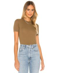 Cotton Citizen Verona Tシャツ - ブラウン