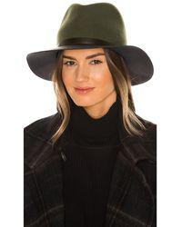 Rag & Bone Шляпа В Цвете Оливковый - Зеленый