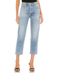 Citizens of Humanity - Mckenzie Curved Straight. Size 26, 32. - Lyst
