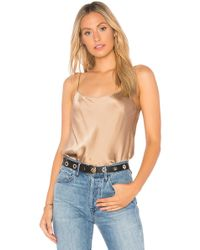 Vince - Scallop Cami - Lyst
