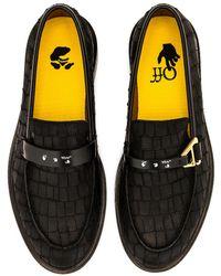 Off-White c/o Virgil Abloh Moch Surf Hook Loafer - Black