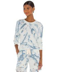 n:PHILANTHROPY Olympia スウェットシャツ - ブルー