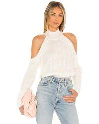 MAJORELLE Estrid セーター - ホワイト