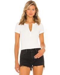 superdown Jocelyn Tシャツ - ホワイト
