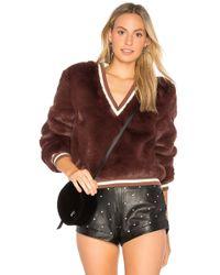 Somedays Lovin | Heavy Hearts Fur Sweater | Lyst