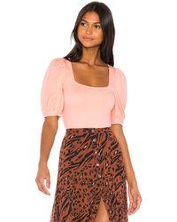 LPA Bria Bodysuit - Pink
