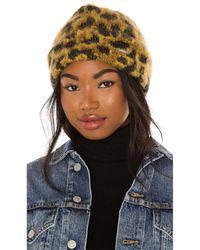 RE/DONE Cheetah Beanie - Multicolour