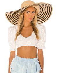 Florabella Laurel Hat - Natural