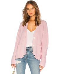 Lovers + Friends Avery Cardigan - Pink