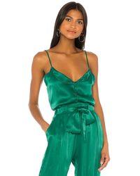 Indah Camisola lady luck - Verde