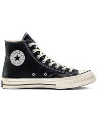 Converse - Высокие Кроссовки Chuck 70 В Цвете Black & Egret - Lyst