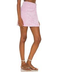 MAJORELLE Devyn Skirt - Multicolour