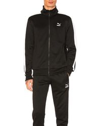 Puma Select - Archive T7 Track Jacket In Black - Lyst